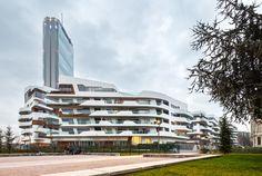 Citylife Apartments,© Simón Garcia