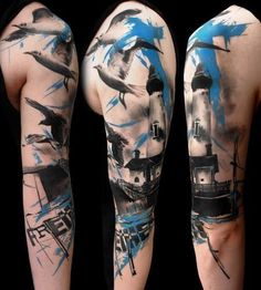 SURFING for the latest designs for getting your body inked than you are at the right place .A tattoo is a thing which is permanent & remains with our body till we are alive . SO it has to be something special . TATTOO are of different types from tiny tattoos to watercolor tattoo &Read more