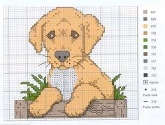 Cross Stitch World: Dogs - 2
