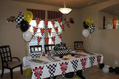 Monster Truck Birthday Party Ideas | Photo 13 of 37 | Catch My Party