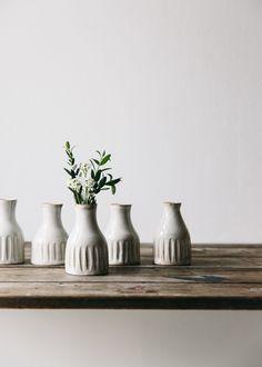Ceramic Bud Vase No. 1