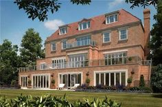 6 bedroom detached house for sale in Fireball Hill, Ascot, Berkshire, SL5 - Rightmove | Photos