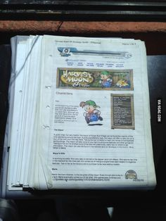 As a kid, Harvest Moon was serious business. It still is.