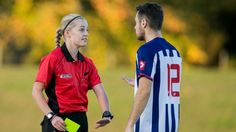 Sarah Jones of #NewZealand appointed to #ALeague assistant refs panel.