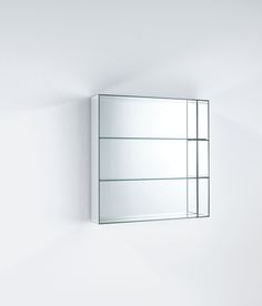 1000 images about glas italia mirrors on pinterest for Different sized mirrors
