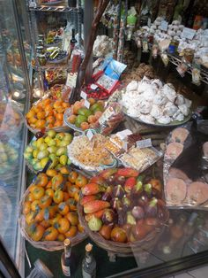 sicilian sweets - taormina
