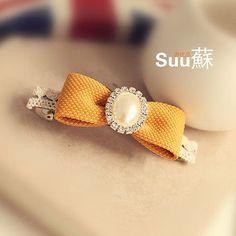 Feito À Mão da moda coreana senhora garota presente Grade Arco Faixa Tiara Presilha Cabelo Doce