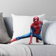 Spiderman Action Figure, Canvas Prints, Art Prints, Action Figures, My Arts, Throw Pillows, Printed, Awesome, Artist