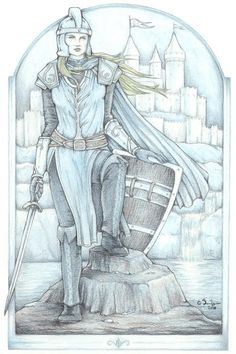 Eowyn: Daughter of Kings, Shield Maiden of Rohan
