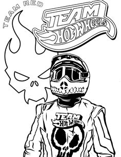 Hot Wheels Monster Truck Colouring Pages - Hot Wheels Coloring ...