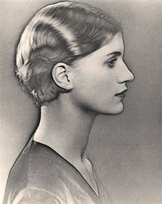 Man Ray Portraits: Lee Miller, 1930 by Man Ray