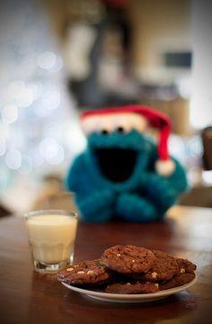 Cookie Monster   LOL ❄