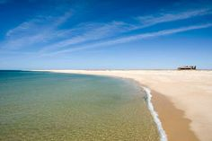 Desert Island, Ilha Deserta, Faro, Algarve, Portugal
