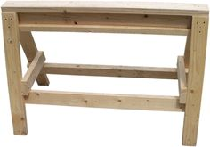 Build The Ultimate Sawhorse With This Easy Woodworking Guide