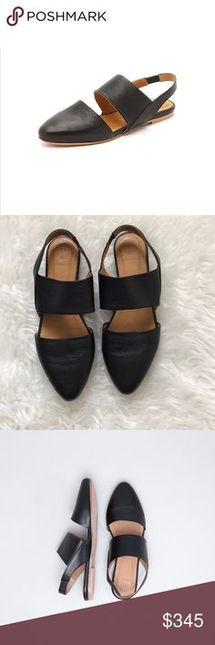 Coclico Leather Flats Sandals Size 37.5 New 😍 NO TRADE 🚫 No model 💃🏻 COCLICO Shoes Sandals