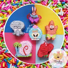 Pastel Bob, Magic Party, Sponge Bob, Home Learning, Baby Design, Treat Yourself, 4th Birthday, Birthday Candles, Diys