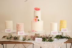 Little Big Company The blog: A beautiful Pink Bundle of Blooms Baby Shower by Winnie Q Event Styling