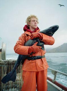 Fish Work The Bering Sea Fotoserie von Corey Arnold