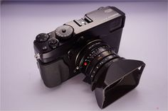 Third party Kipon M-mount lens adapter for Fuji X-Pro1 will start shipping this month *updated*