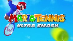 Världsexklusiv recension: MARIO TENNIS ULTRA SMASH till Wii U: http://www.senses.se/mario-tennis-ultra-smash-recension/