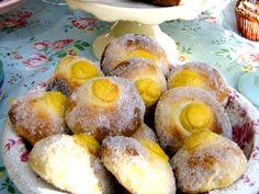 Leilas underbara vaniljbullar (kock Leila Lindholm)