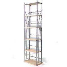 Buy Media Storage Tower Shelves   Silver At Argos.co.uk, Visit Argos