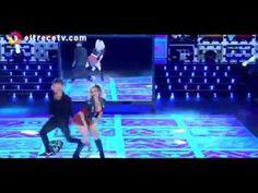Bailando 2016: Federico Bal & Laurita Fernández - Rock & Roll