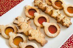 Galletas navideñas con queso semicurado Las Terceras - Las Terceras Semicured cheese christmas cookies #manchego #Navidad #Christmas