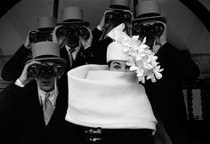 Frank Horvat for Jardin Des Modes (1958)