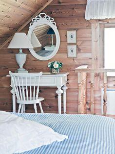 Finnish cottage interior | Sisustavan mökkitalkkarin paratiisi | Koti ja keittiö