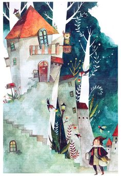 The Art Of Animation — Mae Besom
