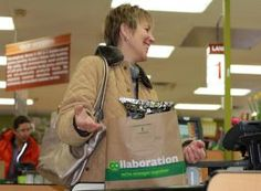 Customer collaboration http://www.grocer.coop/articles/sharing-stories-struggles-and-solutions