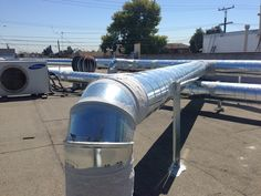 Roof ducting, HVAC repair and tankless install.