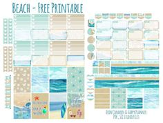 Hey Planner Girls!! This theme I have files for the Happy Planner and Erin Condren. Enjoy and if you have any problems please let me know. You know the drill..they are ONLY for personal use. Don't …