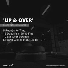 10 Bar-Over Burpees; Crossfit Baby, Crossfit Workouts At Home, Wod Workout, Crossfit Motivation, Calisthenics Workout, Abs Workout Routines, Workout Ideas, I Work Out, Hard Work
