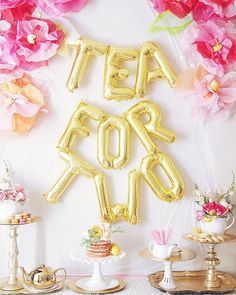 #ontheblog Landry's #TeaforTWO party!! There's a direct link in my profile to see all of the details or I've made it super easy and linked them all here to get them in your inbox. Tag moms who might be looking for #toddler #girl #birthday inspiration! This one was fun!!! @liketoknow.it www.liketk.it/26Enl #liketkit #ltkparty by styleyoursenses