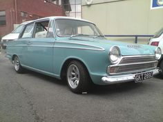 Ford Cortina Vintage Cars, Antique Cars, Dump Trucks, Ford Escort, Commercial Vehicle, Car Ford, Small Cars, Ford Motor Company, Mk1