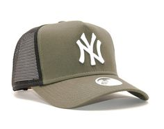 5092ea4cbfd Koupit Dámská Kšiltovka New Era A Frame Trucker League Essential New York  Yankees 9FORTY AFRAME TRUCKER