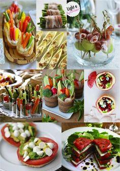 Ser saudável e comer bem não é fácil, aquelas comidas sem graça, com o tomate espatifado sobre o alface moribundo, enfim, bonito não é. Mas olha quanta idéia atraente.