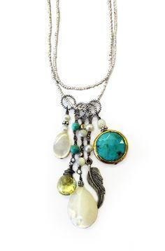 by Jill Pearson  #handmade #jewelry