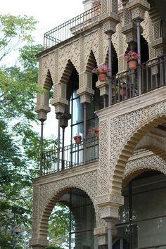 Casa De Les Altures - Barcelona, Spain