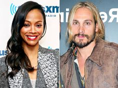 WEDDING BELLS: Zoe Saldana Marries Marco Perego in Secret Wedding - http://celeboftea.com/wedding-bells-zoe-saldana-marries-marco-perego-in-secret-wedding/
