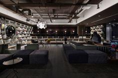 Dexter studios office by WGNB Seoul  South Korea