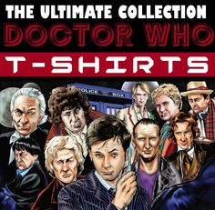 Well here it is! My top 120 Doctor Who Tees! Taken me ages to ET it done and now I have found a few more to add! A bloggers work is never done!   http://doctorwhoshirts.geekshirtshq.com/