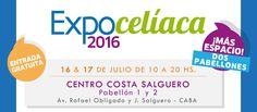 16 & 17 Julio ExpoCelíaca 2016 – Centro Costa Salguero (Buenos Aires) « Celiaco.com