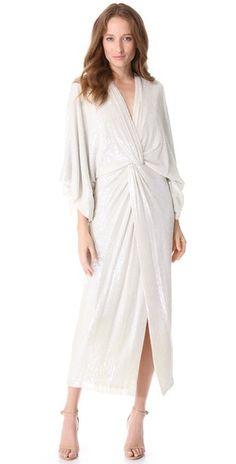 Diane von Furstenberg Jessi Gown   SHOPBOP