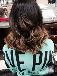66 Best Ombre Balayage Images On Pinterest Hair Colors Haircolor