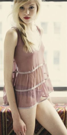 Sexy babydoll. #figleaves #inspiration
