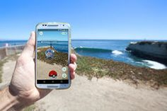 Two men who fell from a seaside cliff north of San Diego told authorities they became distracted while playing augmented reality game Pokemon Go. Pokemon Go, Pikachu, Pokemon Champions, Go Game, Eye Strain, Augmented Reality, Virtual Reality, Best Vacations, Mobiles