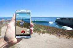 App GO Pokemon Afficher Pokemon Encounter Image libre de droits